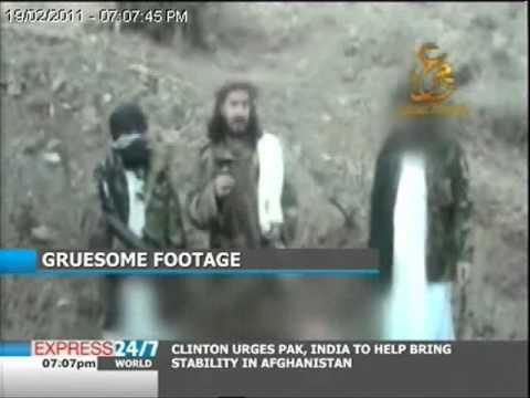 TTP release video showing Col Imam dead