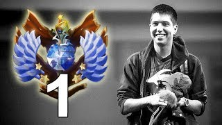 w33 now top 1 rank in the world — best in eu dota 2