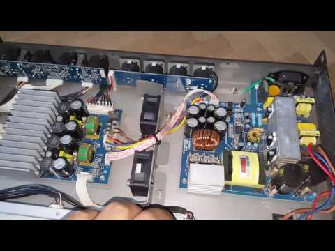 Amplificator Behringer EPQ304 4 canale