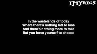 Linkin Park - Wastelands [Lyrics on screen] HD