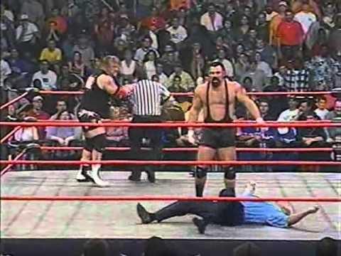 WCW Thunder 3/21/01