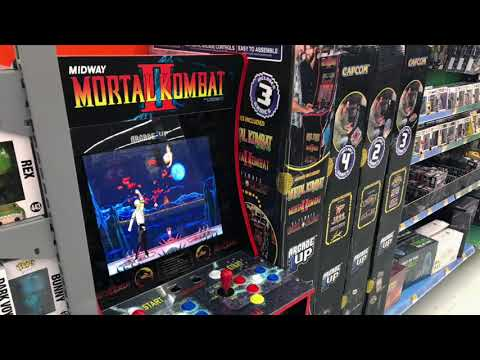 Arcade1Up Mortal Kombat Walmart Sale Prices Arcade 1Up Price from rarecoolitems