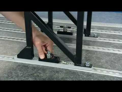Operating Seat Fixture Unwin Safety Systems  YouTube