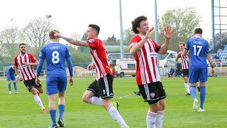 Waterford 2-2 Derry City | SSE Airtricity League Highlights | 22/04/19