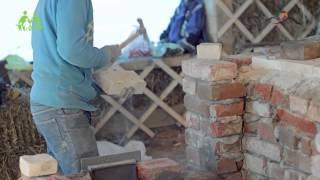 Как мы строили экодом? Печка лежанка. Часть 5(Экодом своими руками http://rodovid.me/blog/ecodom/ http://vk.com/rodovidme http://odnoklassniki.ru/rodovidme/, 2014-04-12T19:31:41.000Z)