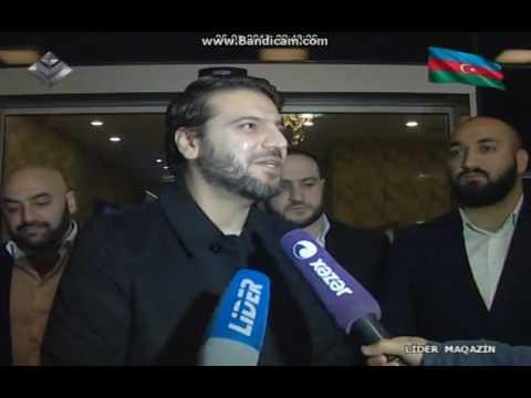 Sami Yusuf Bakıda LİDER TV