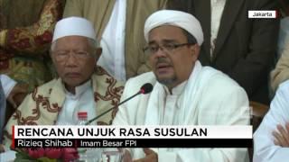 Rencana Aksi Bela Islam Jilid III Pada 2/12 Mendatang