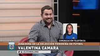 Valentina Camara y su pase a UAI Urquiza