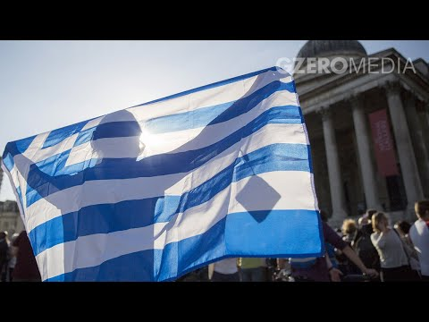 Greece's Dark Decade
