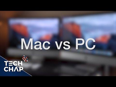 Mac vs Windows Myth Busting - with PCCentric