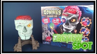 Spooky Spot 2017 | Spinmaster Doctor Dreadful Zombies Zombie Lab