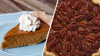Three Impressive (Yet Easy) Pies For Your Holiday Dessert Table • Tasty