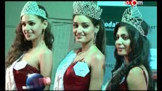 Pantaloons Femina Miss India 2011 winners announced