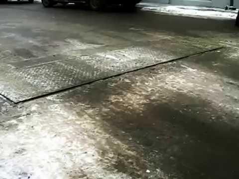 Дорожный противотаранный блокиратор AR-GO