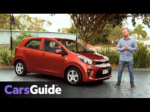 Kia Picanto 2017 review first drive video