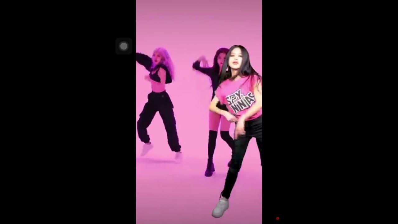 Vy Qwaint dance with Blackpink ft.blackpink