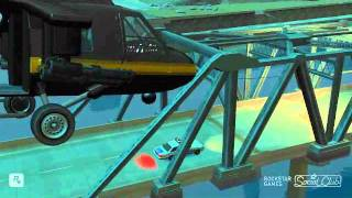 GTA IV NFS THE RUN Death From Above Trailer Remake