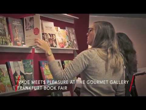 Frankfurt Buchmesse - Gourmet Gallery - 2015