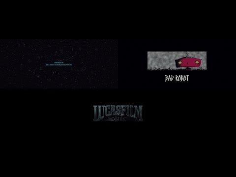 Dist. by Walt Disney Studios Motion Pict./Bad Robot/Lucasfilm Ltd. [Closing] (2015) [3D*] (1080p HD)