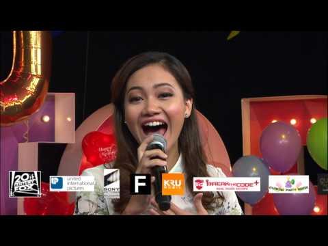 MeleTOP - Persembahan LIVE Daiyan Trisha 'Jatuh' Ep132 [12.5.2015]