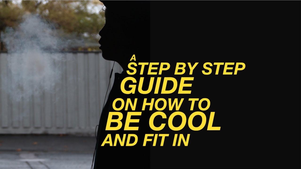 How to Fit in With the Cool Kids recommend