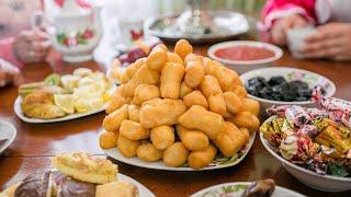 Как приготовить татарский чак-чак?