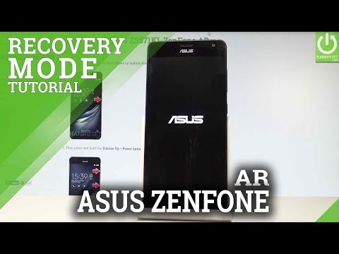 How To Enter Recovery Mode In Asus Zenfone Ar Hardreset Info
