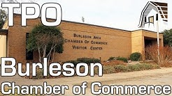 Burleson Roofing: Burleson Chamber of Commerce TPO - Old Pro Roofing