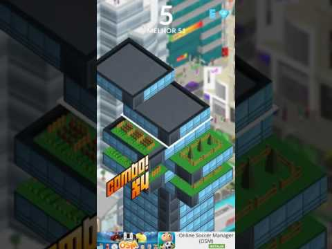 TOWER BUILDER: BUILD IT - Android gameplay