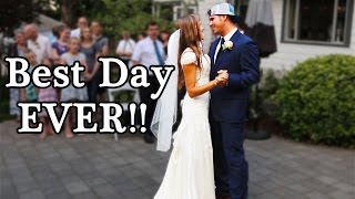 Best Day of Our LIVES!!
