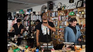 Open Mike Eagle: NPR Music Tiny Desk Concert
