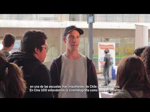 Director de carrera Cine UDD Santiago