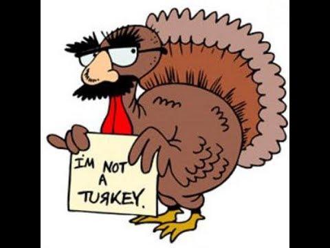 My Garage - Turkey Talks (Sorta)