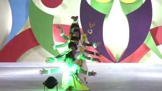 CARNIC FESTIVAL ,(PART 13 OF 23),DANCE- BANKE TITLI DIL UDA, AS ON (22 -01 -2014),ANDAMAN,INDIA
