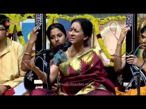 3rd April 2016 - Vocal Concert by Bombay Jaysree