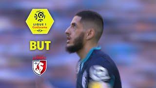 But Yassine BENZIA (54') / Olympique de Marseille - LOSC (5-1)  (OM-LOSC)/ 2017-18