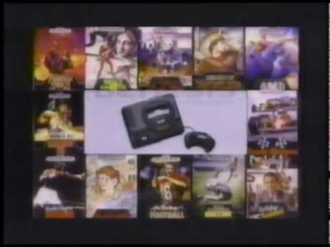 1990 Sega Genesis - Genesis Does - Classic Commericial