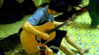 Cuop Bien Vung Caribean - Guitar Cover Xuân Hòa Story