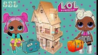 видео House Большой оригинальный дом lol House
