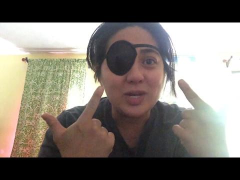 6 month PRK update- corneal abrasion, dry eye woes