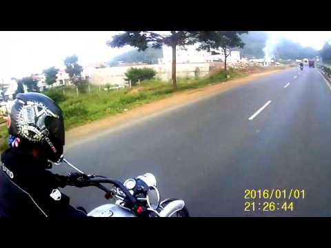Pune-Alibaug-Pune|Royal enfield|When you almost crash into a benelli