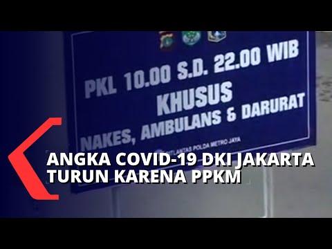Download Wagub: PPKM Darurat Berhasil, Angka Covid-19 DKI Turun