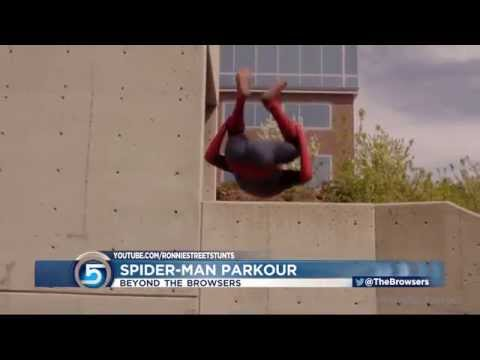 Beyond The Browsers: Provo Spider-Man, Interactive Chandeliers, and a Lamborghini Party