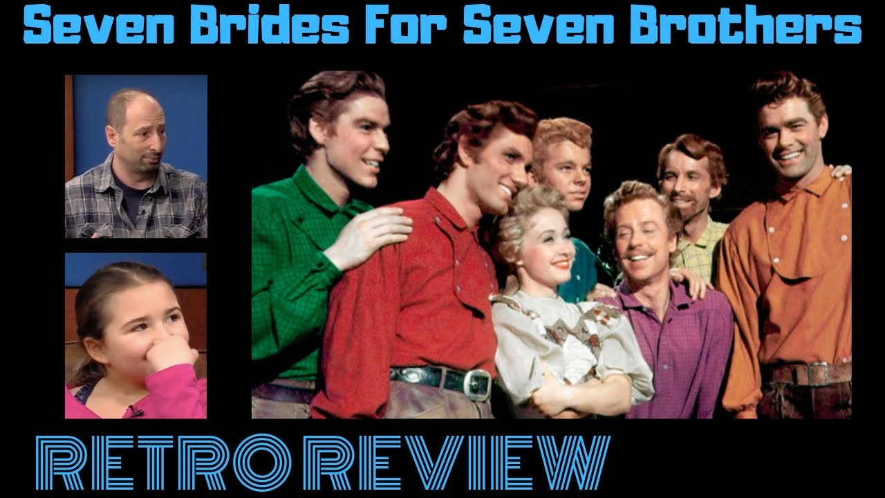 Download Seven Brides For Seven Brothers Retro Review