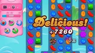 Candy Crush Saga - Nivel 1032