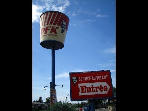 KFC Canada Thoughts | Vlog 1
