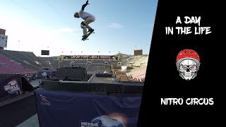 RONY GOMES - A day in the life: Campeonato Nitro World Games