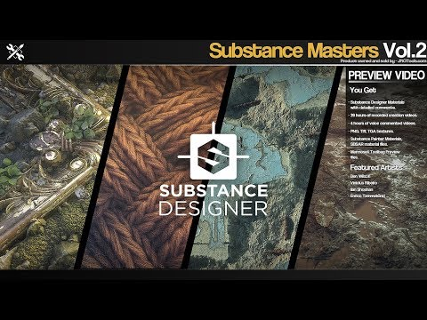 Substance Masters Vol.2