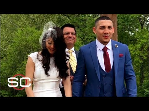 Teofimo Lopez's wedding drastically changed his life  Top Rank Boxing  SportsCenter