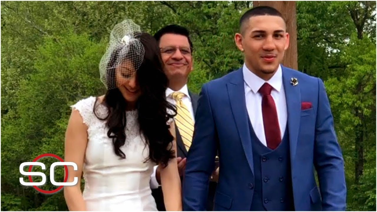 Teofimo Lopez's wedding drastically changed his life